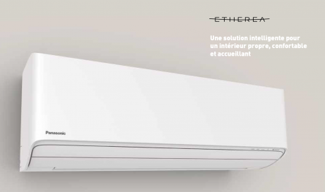 Installation de climatisation réversible Panasonic à Voiron, Voreppe, Moirans, Tullins, Rives, Apprieu, Le Grand Lemps, Vinay, La Côte Saint André